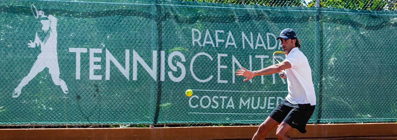 95c3c9a65 The Premium Tennis Program is a high-intensity program taught by the Rafa  Nadal Tennis Centre coaches with the Rafa Nadal Academy by Movistar  training ...